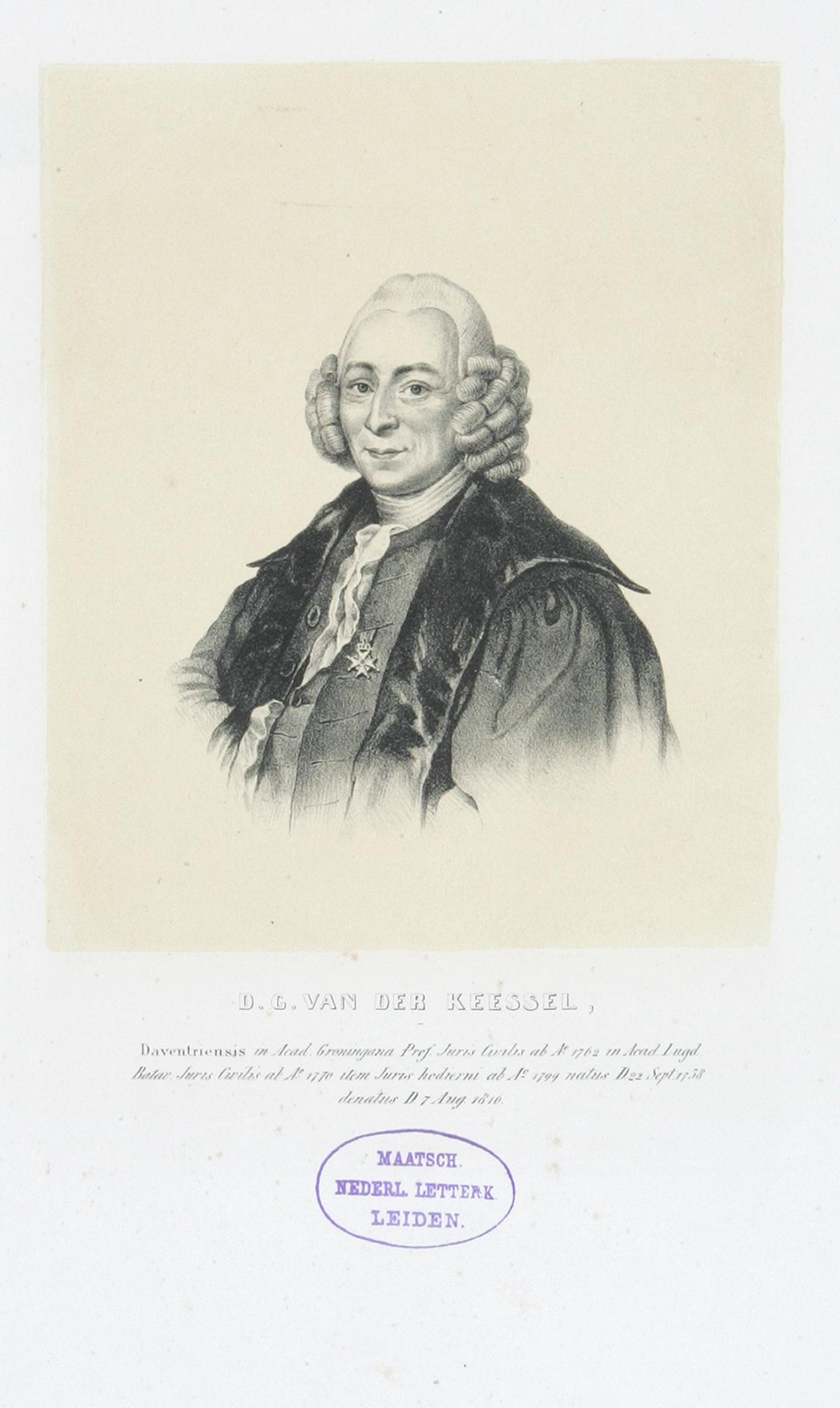 Lotte van den Bosch Van der Keessel
