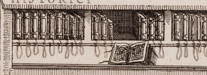 Mundus Inversus in a Chained Library