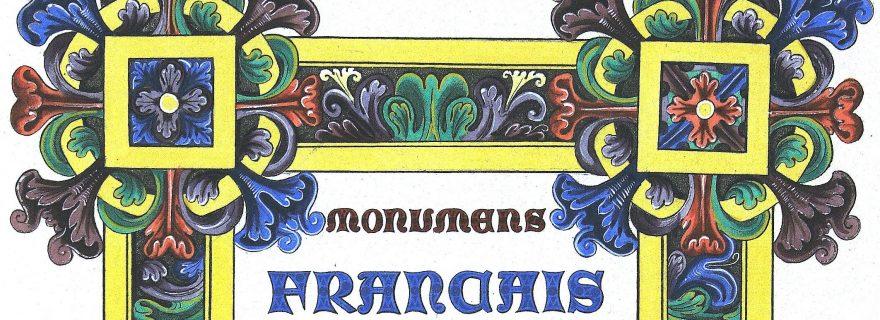 Monuments français inédits by Willemin & Pottier