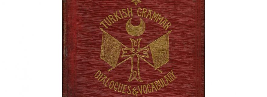 A Turkish Phrasebook for the Crimean War