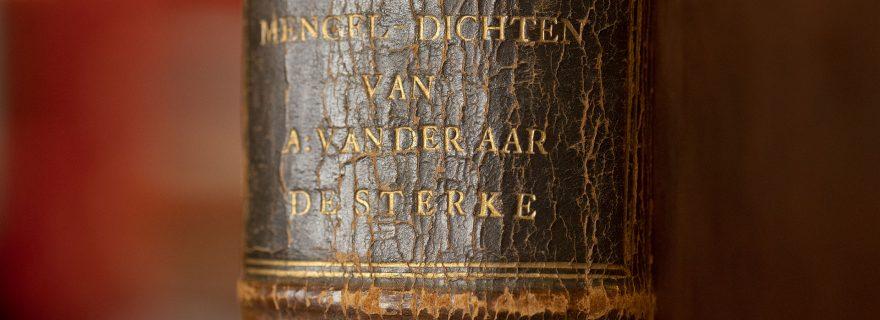 Poet Anna van der Aar de Sterke and her all-female literary society 'Die Erg Denkt Vaart Erg In 'T Hart'