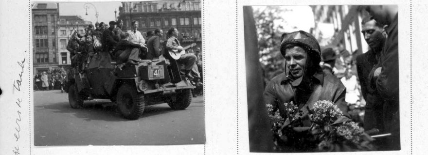 Emmy Andriesse: forbidden photographs of the hunger winter and liberation of Holland, 1944-1945