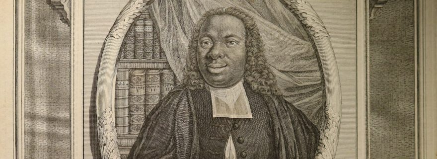 "Leiden dissertation 1742: ""slavery not against the Bible"""
