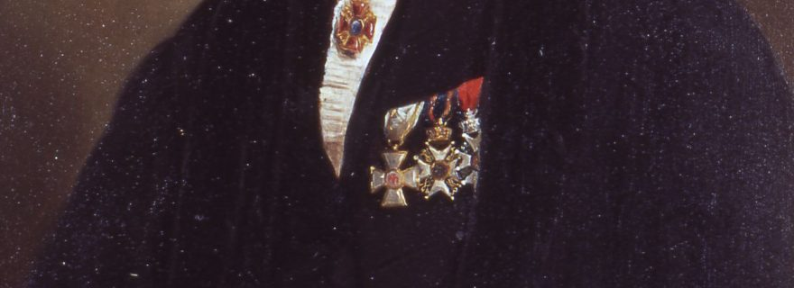 The Decorations of Brugmans, or, How a Leiden Professor became a Hero at Waterloo