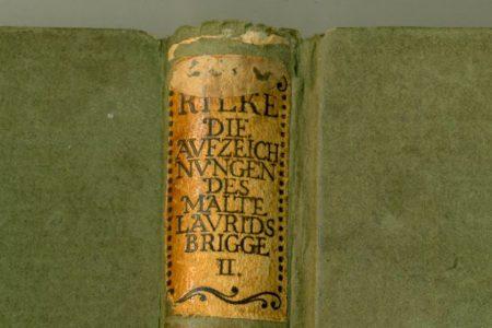 Rainer Maria Rilke, Die Aufzeichnungen des Malte Laurids Brigge