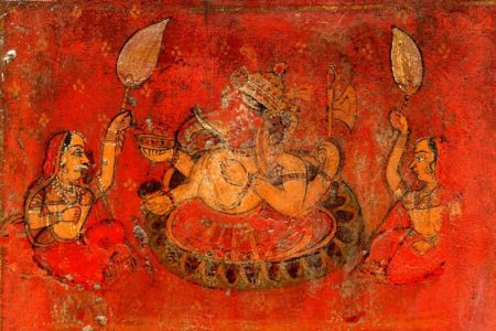 Following Ganesha's footsteps through the Leiden Special Collections