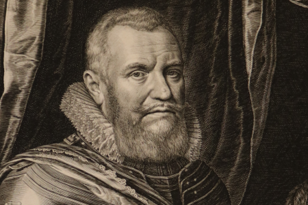 William Louis of Nassau (1560-1620), Saviour of the Dutch Republic