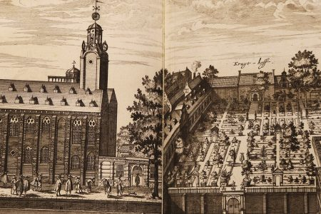 Portraits of Leiden University