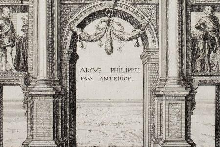 Pompa Introitus by Peter Paul Rubens, Caspar Gevartius and Theodoor van Thulden