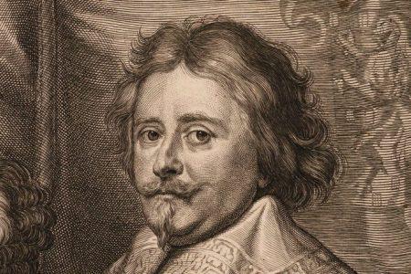 Aristocratic and noble: stadtholder Frederik Hendrik