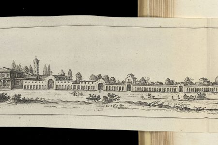Paper 'Campanilismo' on Blaeu's Map of Bologna