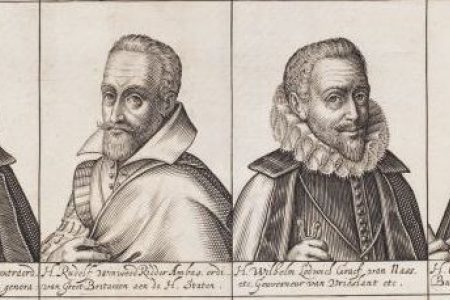9 april 1609: True picture of the gentlemen ambassadors and deputies to the Truce