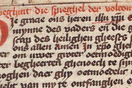 Spiritual Contemplations at Leiden