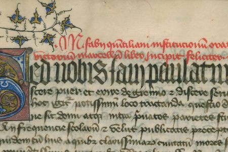 Quintilian's Institutio oratoria: classical public relations