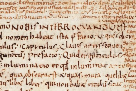 Tracing Dispersed Notes in a Manuscript by Ademar of Chabannes
