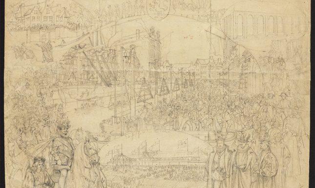 300 jaar universiteit Leiden 2 voorkant