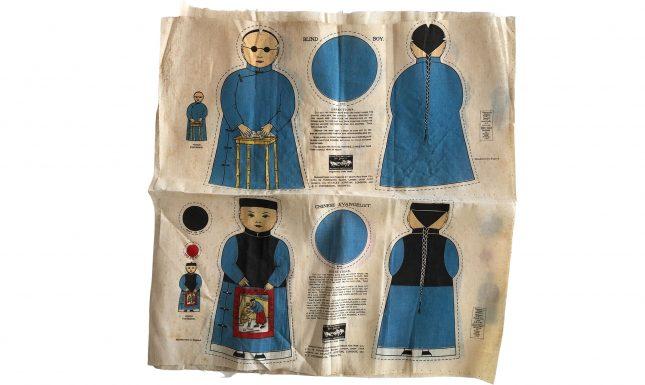 Braille Rag dolls