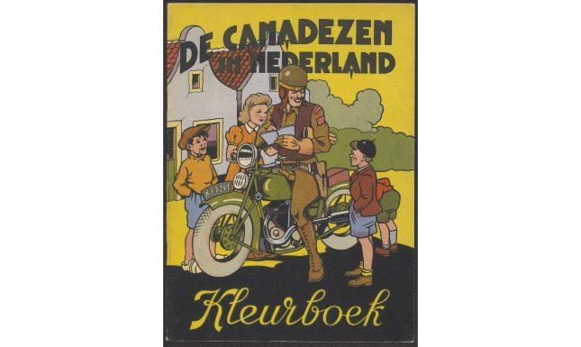Canadezen in NL