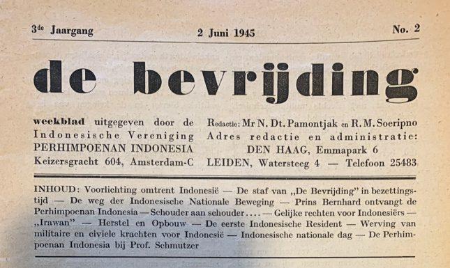 De Bevrijding 2 juni 1945 2