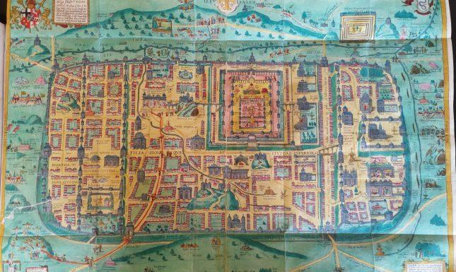Jerusalem Map small