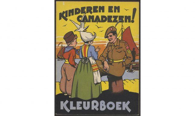 Kinderen en canadezen