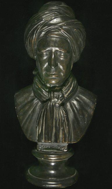 Bilderdijk 3 Royer buste