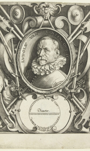 Ludolf van Ceulen